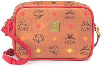 MCM Spektrum Visetos Crossbody Camera Bag