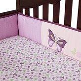 Lambs & Ivy Butterfly Bloom Bumper by