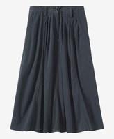 Toast Cotton Twill Skirt