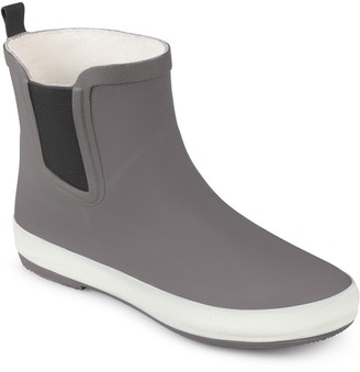 Journee Collection Siffy Women's Water Resistant Rain Boots