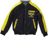 Diesel Jafio Reversible Jacket (Toddler/Kid) - Indigo-4