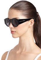 Karen Walker Blue Moon Round Sunglasses