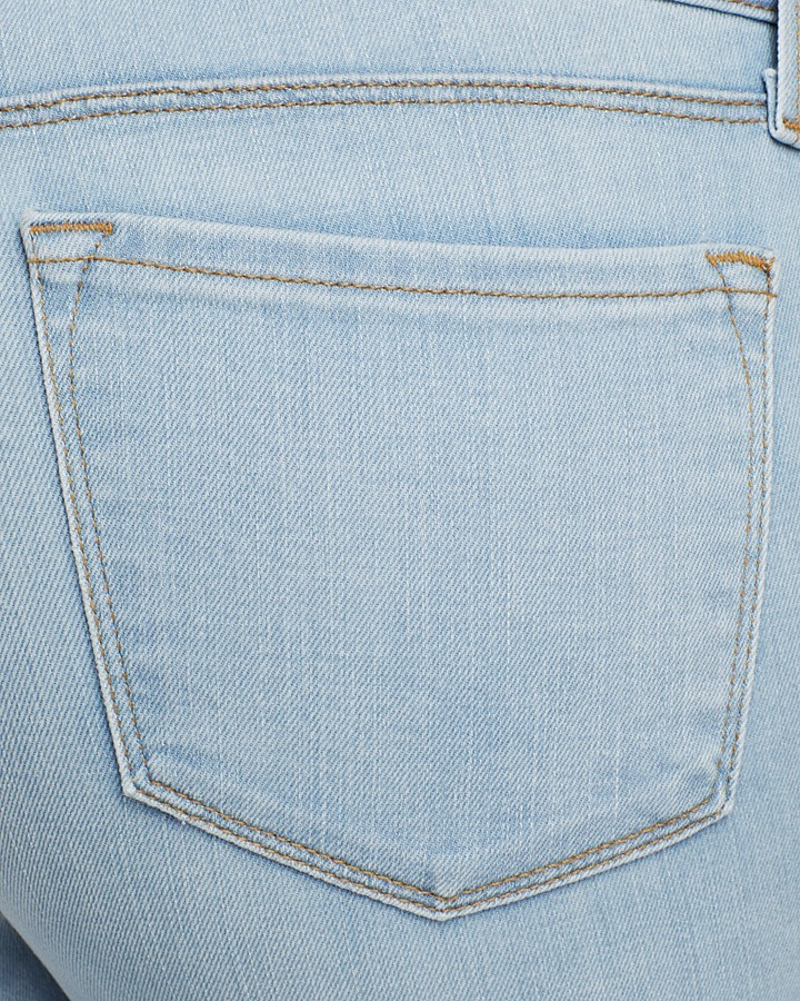 J Brand Jeans - 835 Mid Rise Capri in Eventide