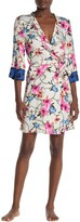 PJ Salvage Floral Chain Print Robe