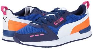 Puma R78 (Limoges White/Peacoat) Men's Shoes