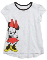 Mighty Fine Toddler Girl's Disney - Minnie Mouse Graphic Tee