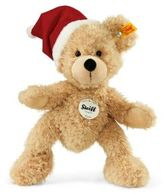 Steiff Fynn Christmas Hat Teddy Bear