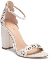 Rachel Zoe Waverly Leather Perforated Sandal