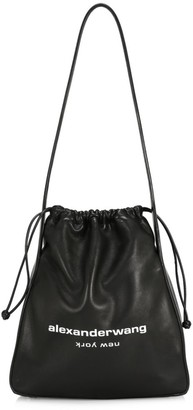 Alexander Wang Ryan Leather Dust Bag