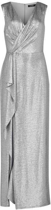 Thumbnail for your product : Lauren Ralph Lauren Ryder Wrap Dress