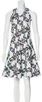 Faith Connexion Floral Print A-Line Dress