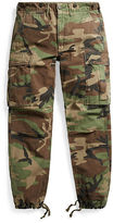 Ralph Lauren RRL Camo Cotton Cargo Pant