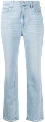 Paige Straight Leg Loose Jeans