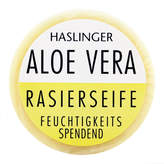 Smallflower Aloe Vera Shaving Soap by Haslinger (60g Shave Soap)