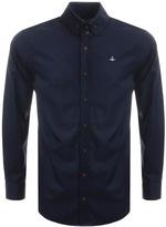 Vivienne Westwood Krall Shirt Navy