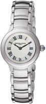 Frederique Constant FC-200M1ER6B 26mm Steel Bracelet & Case Anti-Reflective Sapphire Women's Watch