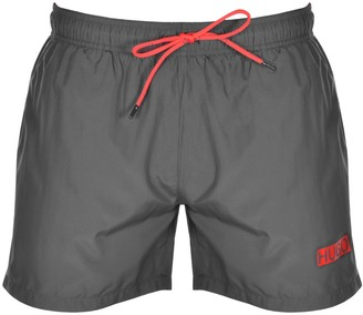 HUGO BOSS Haiti Swim Shorts Grey