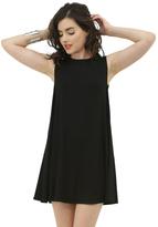 BLQ Basic Swing Mini Dress