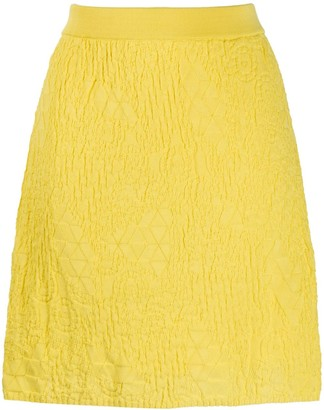 M Missoni textured knit skirt