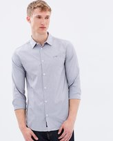 Armani Jeans Slim Woven Shirt