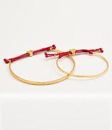 Gorjana Mini + Me Taner Loop Bracelet Set