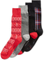 Tommy Hilfiger Tommy Hiliger Fair Isle Socks 4-Pack