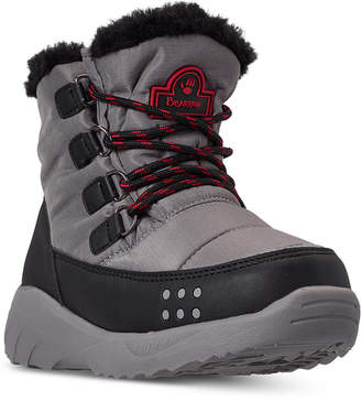 BearPaw Little Boys' Tundra Winter Boots from Finish Line