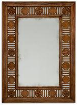 One Kings Lane Pen Stewart Wall Mirror, Gray