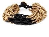 Women's Ink + Alloy Beaded Bracelet