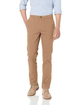 Amazon Essentials Skinny-Fit Broken-in Chino Pant38W x 28L