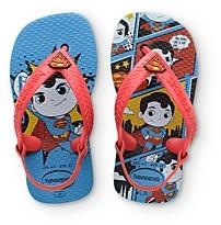 Havaianas Girls' Baby Heroes Flip-Flops - Baby, Walker, Toddler