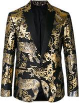 Philipp Plein 'Gold Vibe' blazer