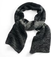 Croft & Barrow Striped Knit Scarf - Men