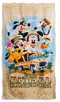 Disney Disney's Animal Kingdom Beach Towel