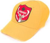 DSQUARED2 Hiking baseball cap - men - Cotton - One Size