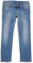 (+) People Denim trousers