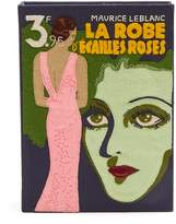 Olympia Le-Tan La Robe D'Ecailles Roses book clutch