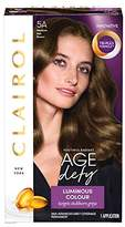 Clairol Age Defy Permanent Hair Dye 5A Medium Ash Brown