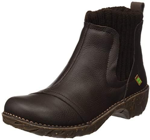 El Naturalista Women's Ne23 Yggdrasil Ankle Bootie