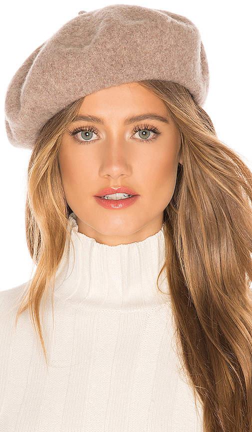 d245d676de366 Beige Beret Women s Hats - ShopStyle