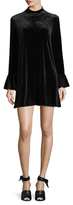 Lucca Couture Emma Mockneck Shift Dress