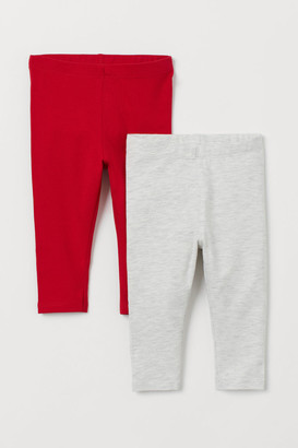 H&M 2-Pack Leggings