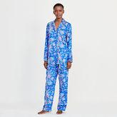 Ralph Lauren Paisley Sateen Pajama Set