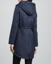 Elie Tahari Mary Kate Puffer Coat