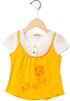 Catimini Girls' Embellished Top
