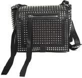McQ Mini Crossbody Studded-leather Bag