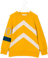 Stella McCartney arrows print jumper