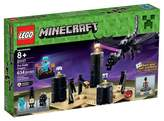 Lego ; Minecraft Creative Adventures The Ender Dragon 21117