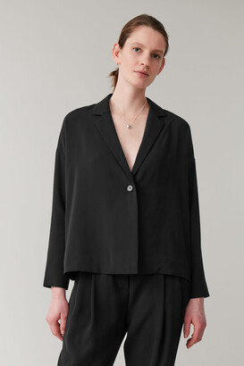 Cos Wide Relaxed Blazer