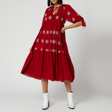 Free People Women's Celestial Skies Maxi Dress